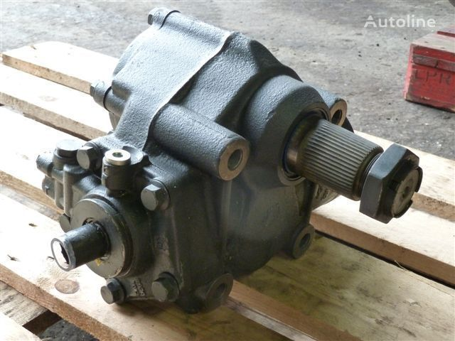 φορτηγό MAN για σύστημα πηδαλιουχίας  Reparatur aller Lenkgetriebe ZF, Mercedes, TRW