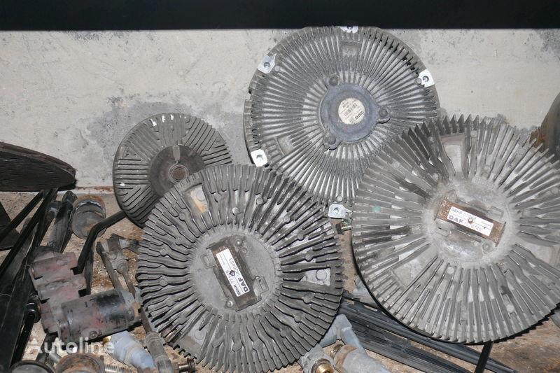 ελκυστήρας DAF  XF,CF για συμπλέκτης  Viskomufta