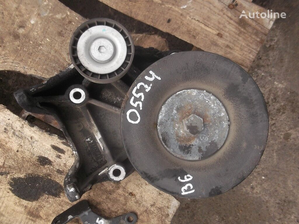 φορτηγό για συνδετήρας  Kronshteyn kompressora kondicionera Scania
