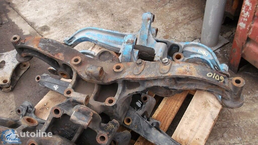 φορτηγό για συνδετήρας  Kronshteyn pnevmobalonov