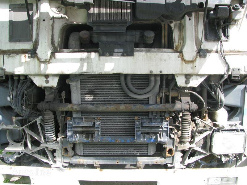 ελκυστήρας DAF για συνδετήρας  Kronshteyn kabiny