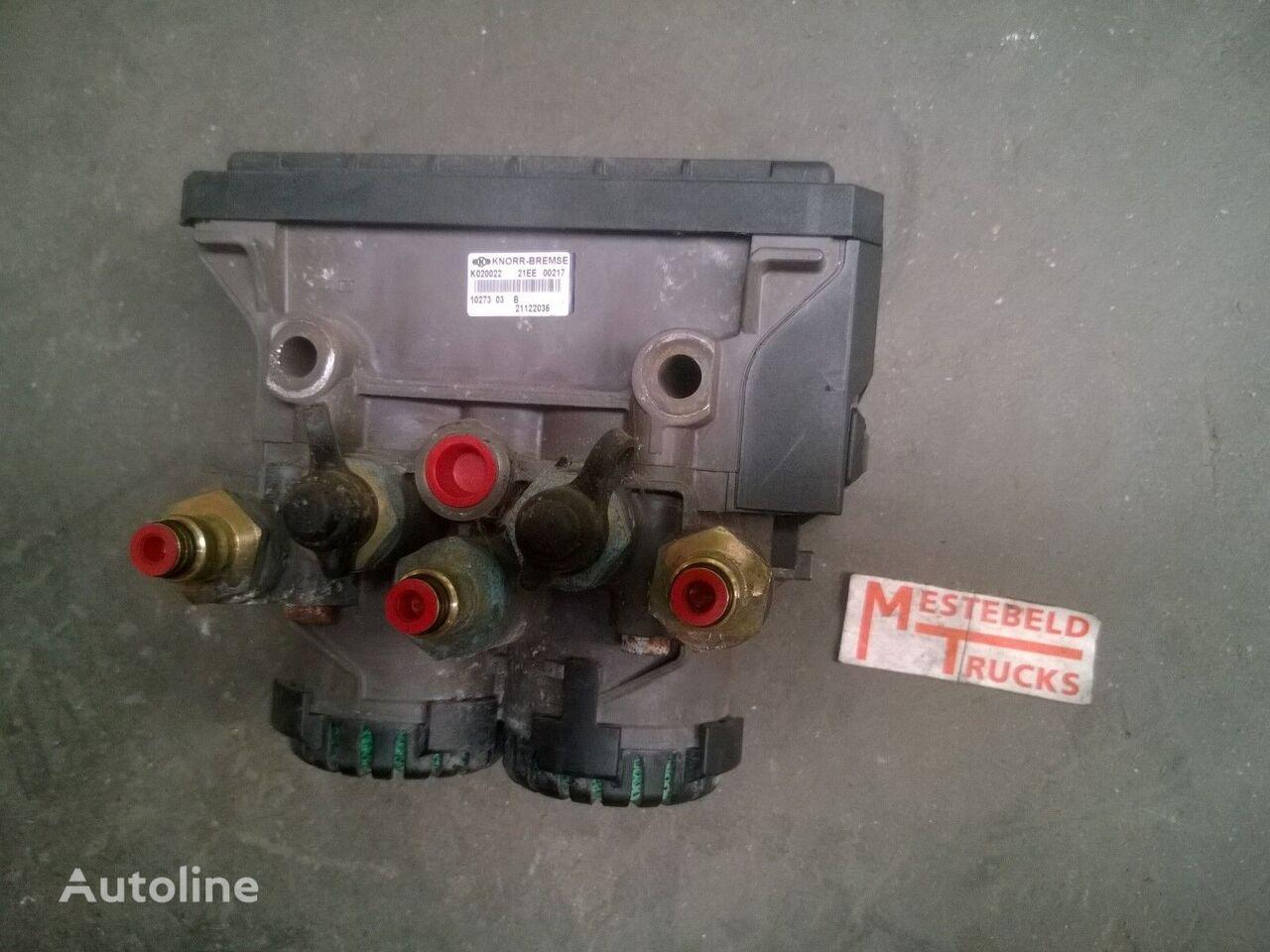 φορτηγό RENAULT EBS Achterasmodulator για θάλαμος φρένων