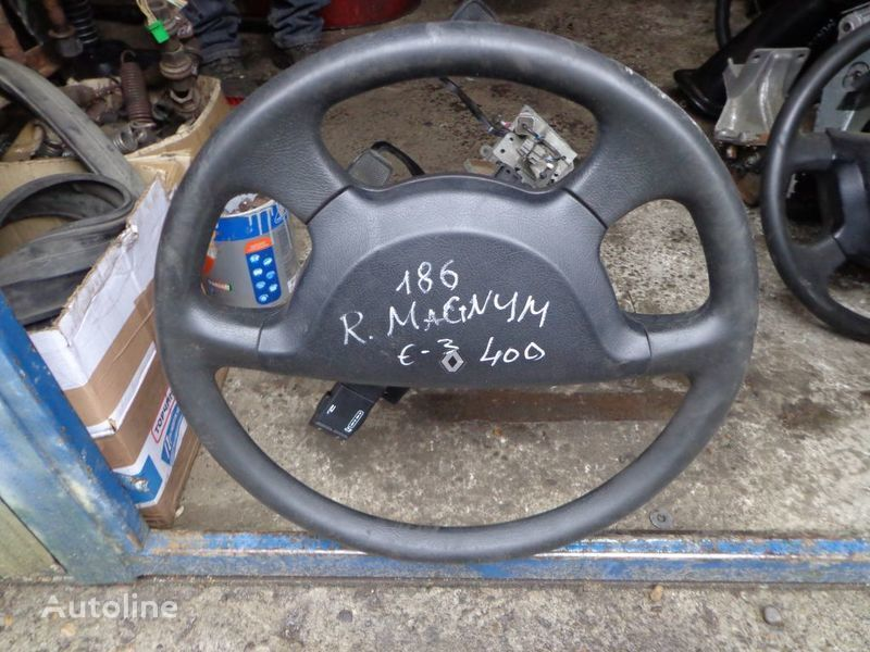 ελκυστήρας RENAULT Magnum για τιμόνι