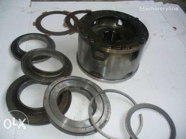 εξοπλισμός διακίνησης υλικών KRAMER  312 21 για τύμπανο συμπλέκτη