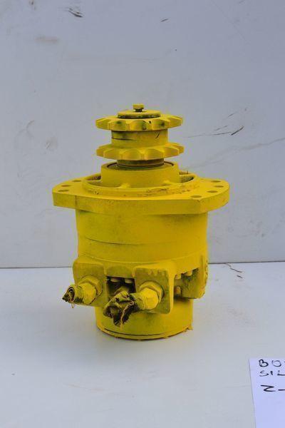 εκσκαφέας-φορτωτής μονόπλευρης ολίσθησης CATERPILLAR 236 για υδραυλική αντλία