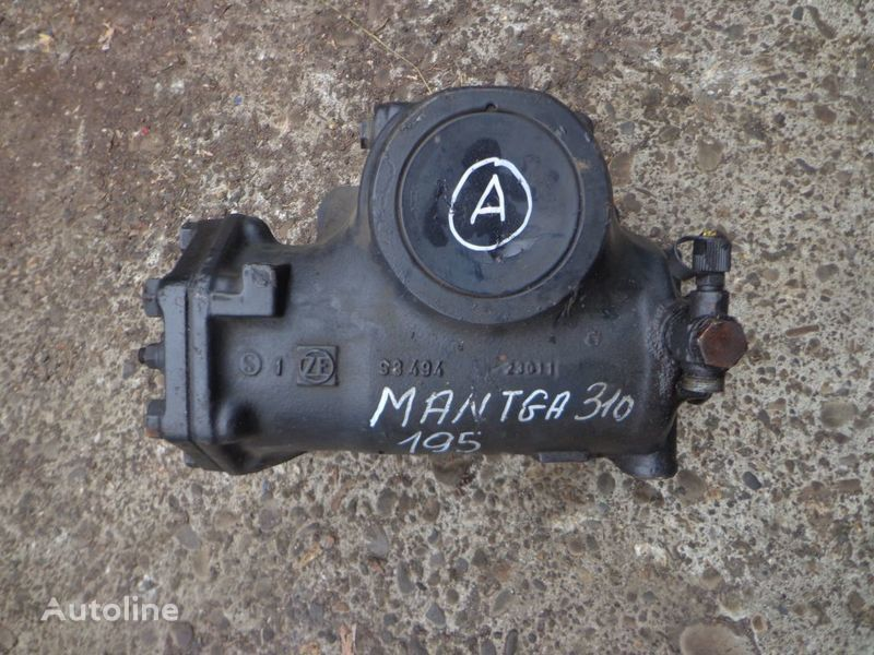 φορτηγό MAN TGA για υδραυλικός ενισχυτής