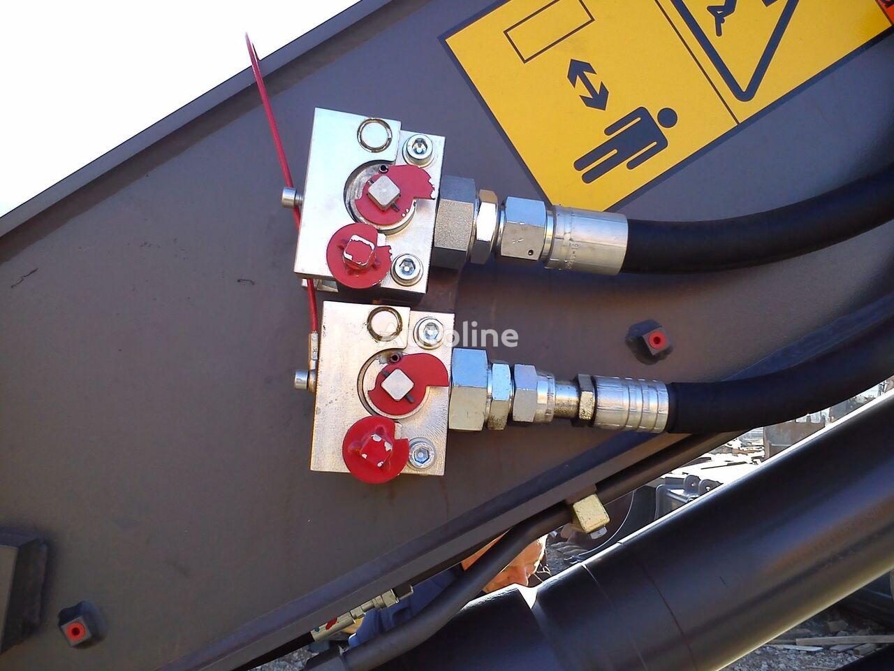 καινούριο ζεύκτης  Balavto coupler B-Quick for hydraulic hoses