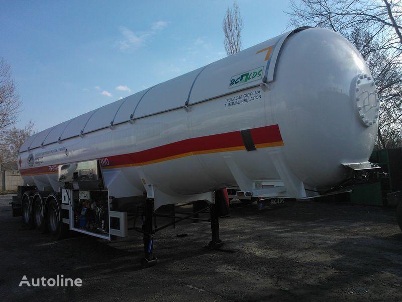 καινούρια δεξαμενή αερίου LDS BC-LDS NCG-43