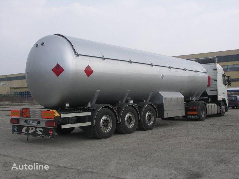 καινούρια δεξαμενή αερίου LDS NCG-48