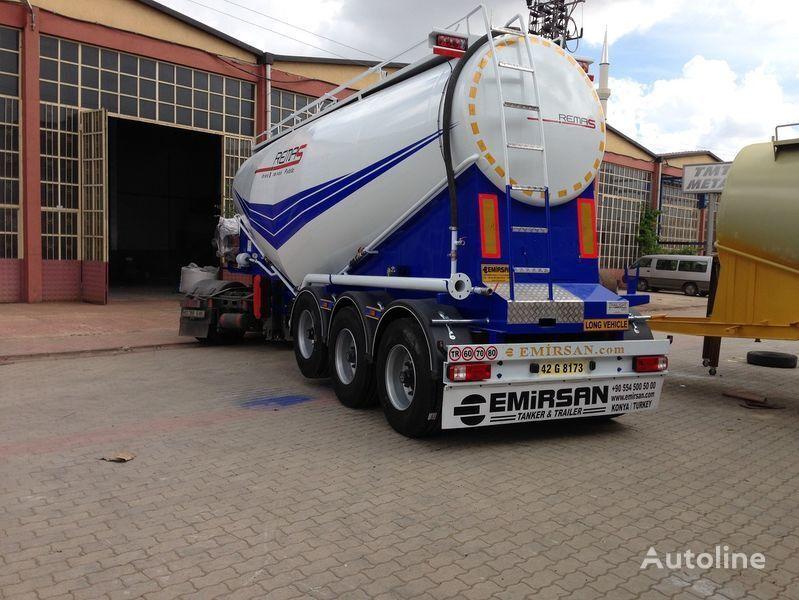 δεξαμενή σκυροδέματος EMIRSAN Manufacturer of all kinds of cement tanker at requested specs
