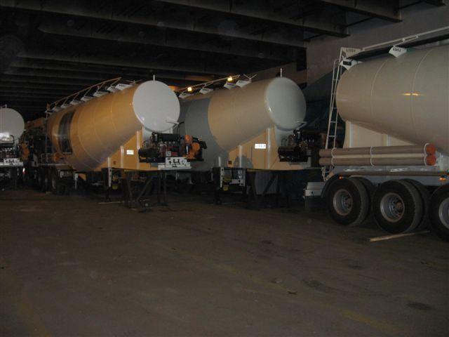καινούρια δεξαμενή σκυροδέματος LIDER LIDER NEW 2017 MODELS bulk cement trailer