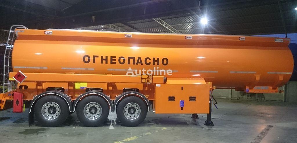 καινούρια δεξαμενή υγρών καυσίμων OKT-TRAILER