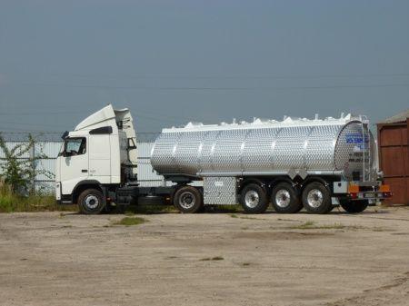 καινούρια δεξαμενή υγρών καυσίμων OMT toplivnaya cisterna dlya GSM