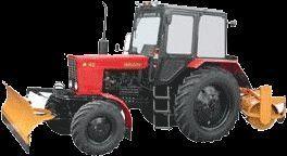 εκχιονιστικό MTZ 82 MK (otval+shchetka)
