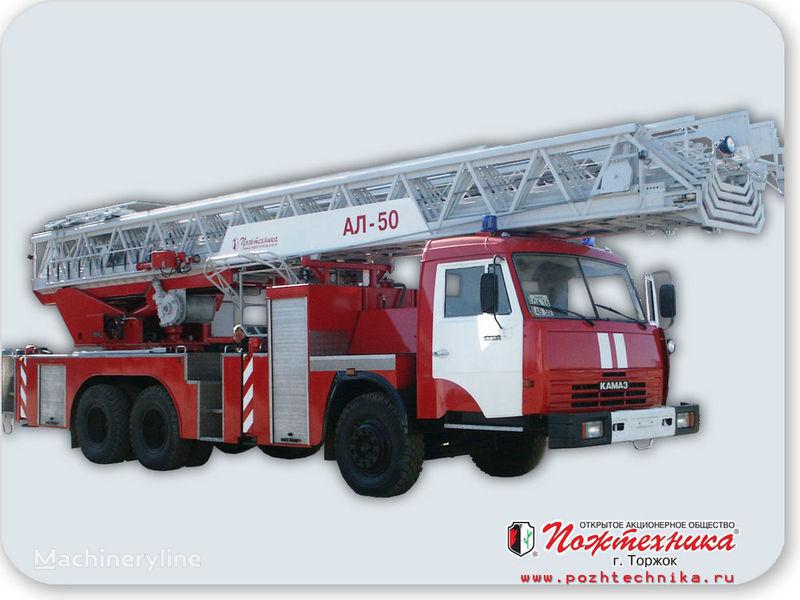 πυροσβεστικό κλιμακοφόρο KAMAZ AL-50