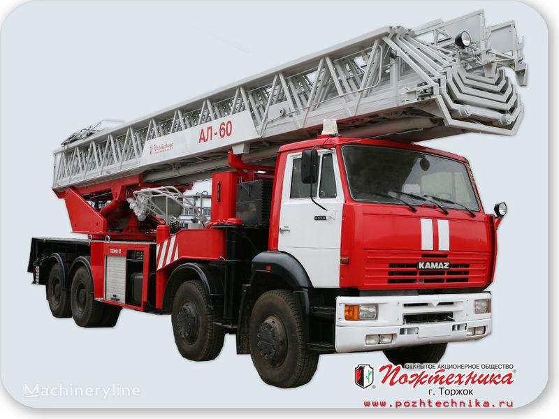 πυροσβεστικό κλιμακοφόρο KAMAZ AL-60