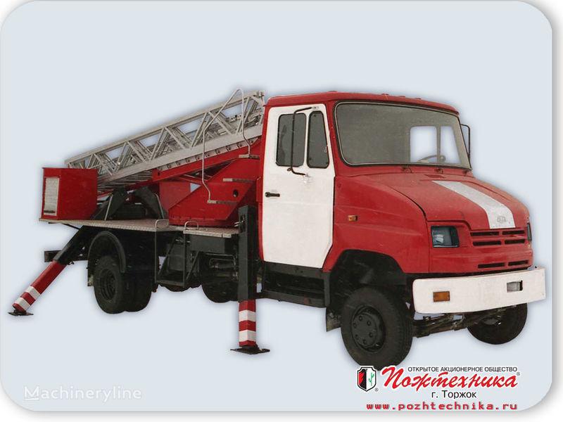 πυροσβεστικό κλιμακοφόρο ZIL AL-17