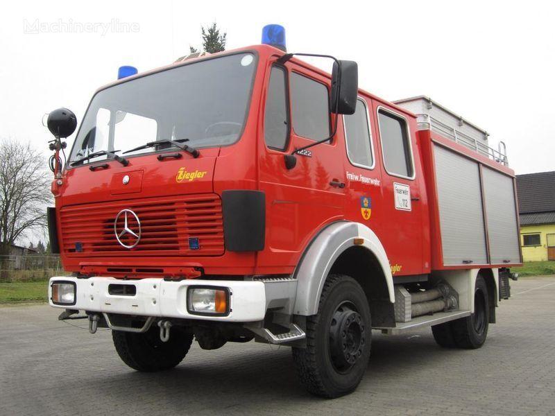 πυροσβεστικό όχημα MERCEDES-BENZ 1222 AF