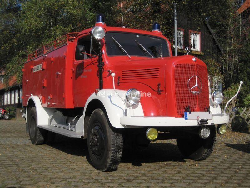πυροσβεστικό όχημα MERCEDES-BENZ LAF 311 Oldtimer