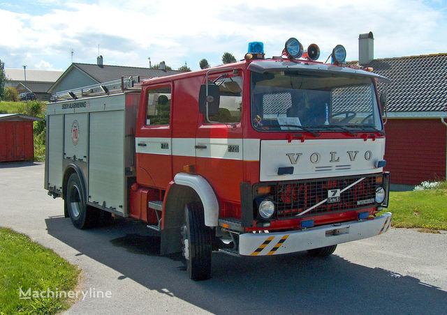 πυροσβεστικό όχημα VOLVO F-7