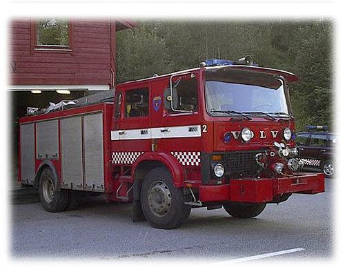 πυροσβεστικό όχημα VOLVO F-720