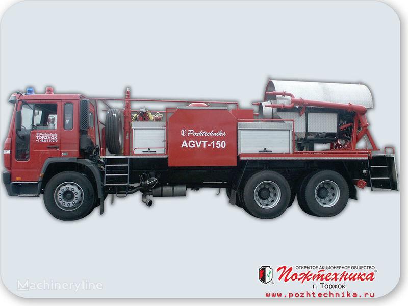 υδροφόρο πυροσβεστικό όχημα VOLVO AGVT-150 Avtomobil gazovogo tusheniya