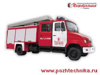 υδροφόρο πυροσβεστικό όχημα ZIL  AC-1,3-4/400
