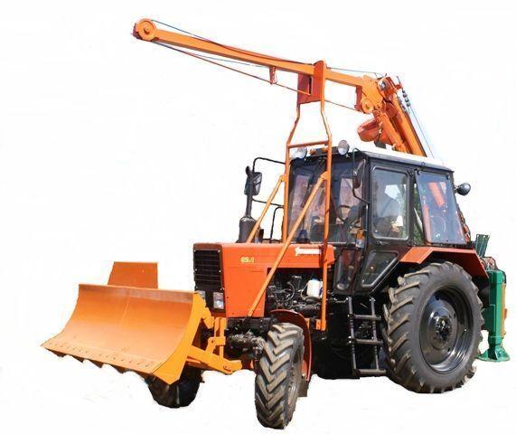 άλλο ειδικό όχημα BKM 2MT