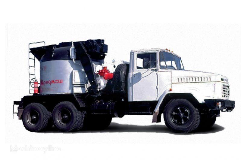 άλλο ειδικό όχημα KRAZ 65055 KDM 1502 Kotel dlya litogo asfalta
