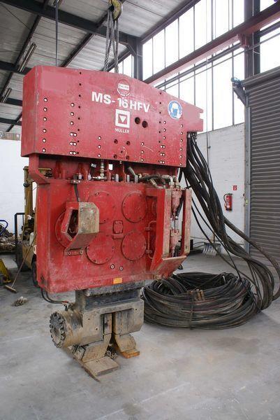 άλλο ειδικό όχημα Vibropogruzhatel Muller M16HFV i Power pack MS-A260
