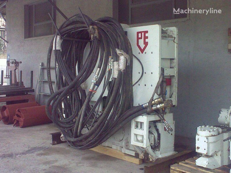 άλλο ειδικό όχημα Vibropogruzhatel  PVE25 M + power unit PVE 480.