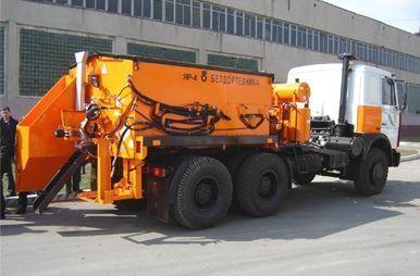 ανακυκλωτής MAZ YaR-4
