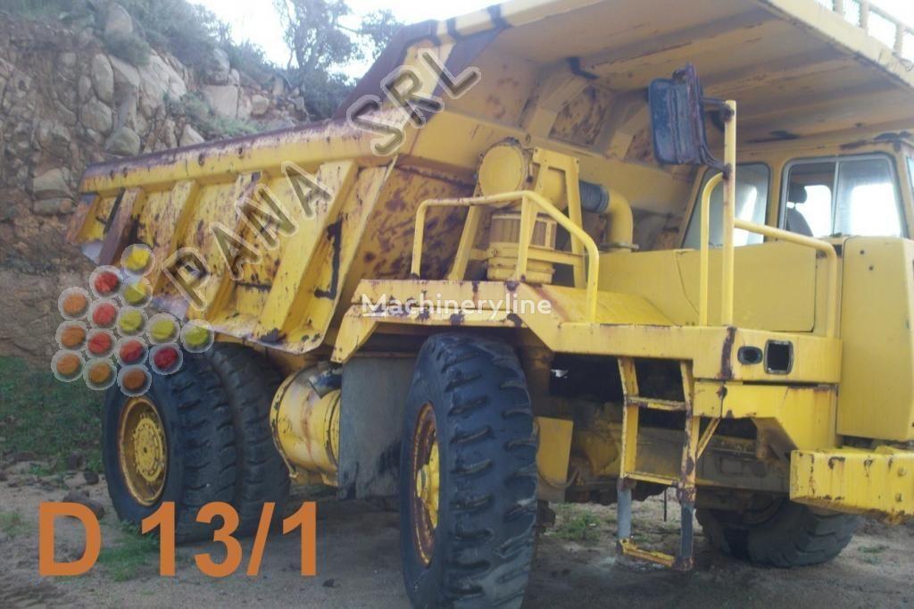 ανατρεπόμενο όχημα μεταφοράς λατομικών υλικών PERLINI 336