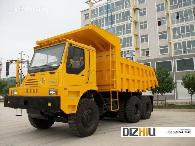 καινούριο ανατρεπόμενο όχημα μεταφοράς λατομικών υλικών SHACMAN SHAANXI STL3604
