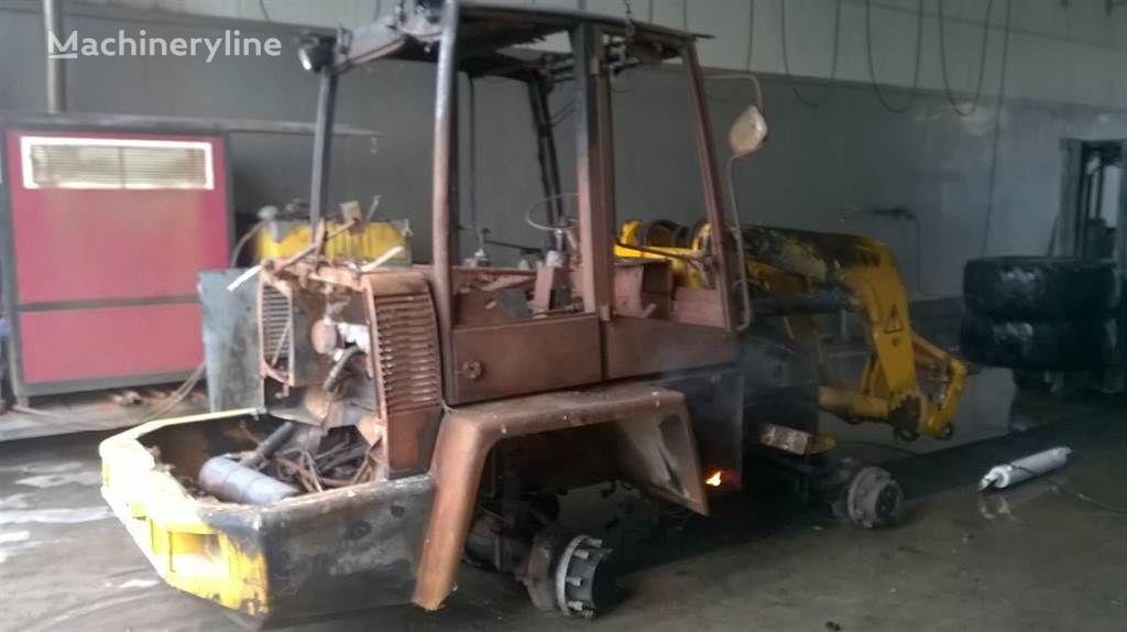 εμπρόσθιος τροχοφόρος φορτωτής AHLMANN AZ85 (For Parts)