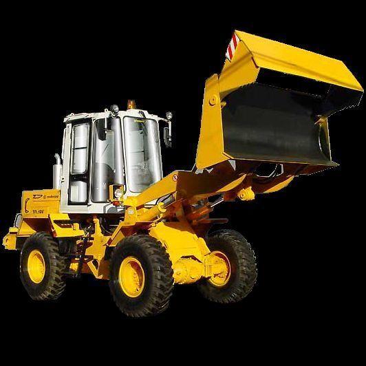 καινούριο εμπρόσθιος τροχοφόρος φορτωτής AMCODOR 325