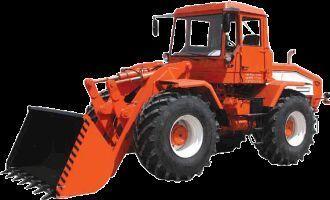 εμπρόσθιος τροχοφόρος φορτωτής HTA-200-06
