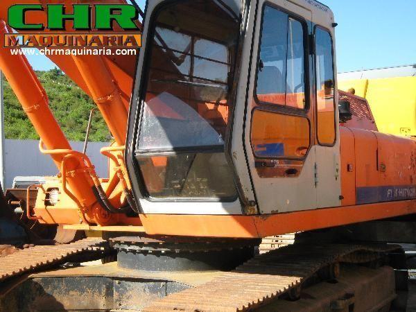 ερπυστριοφόρος εκσκαφέας FIAT-HITACHI FH200 - FH220