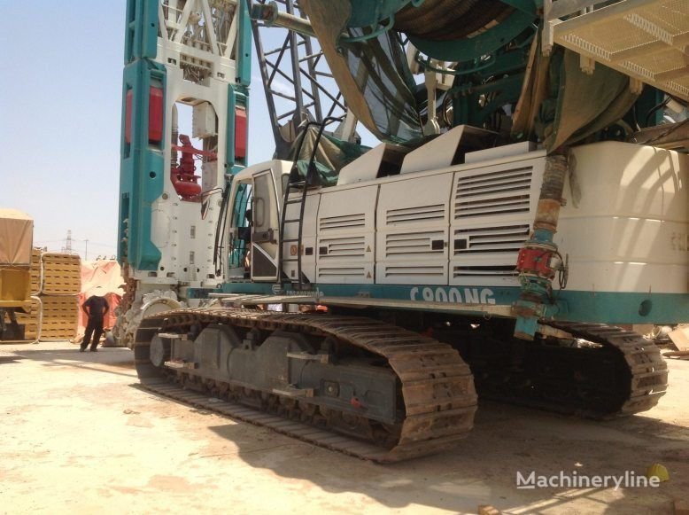γεωτρύπανο CASAGRANDE FD90 on C900 crane  EXCELLENT CONDITION!!!