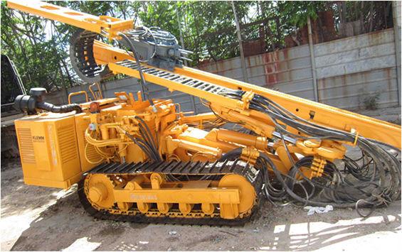 γεωτρύπανο KLEMM KR806D