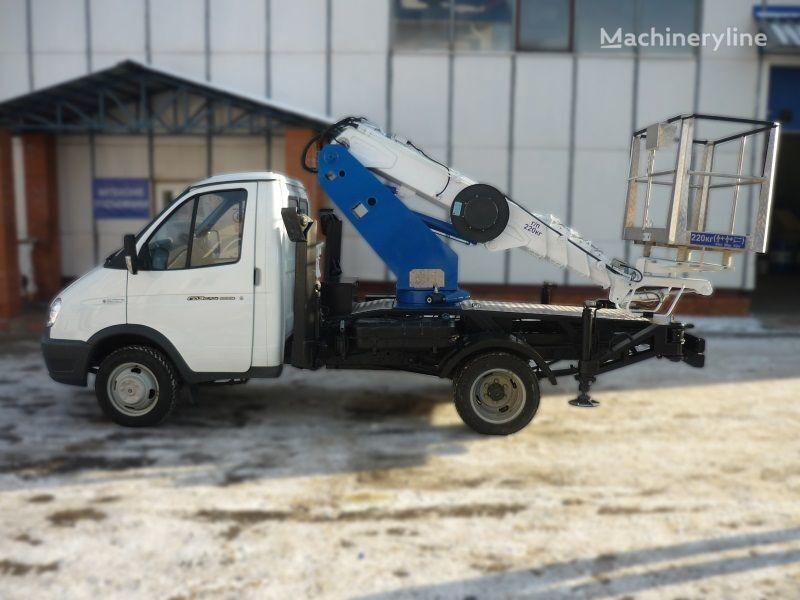 καλαθοφόρο όχημα GAZ VIPO-12t na baze GAZEL