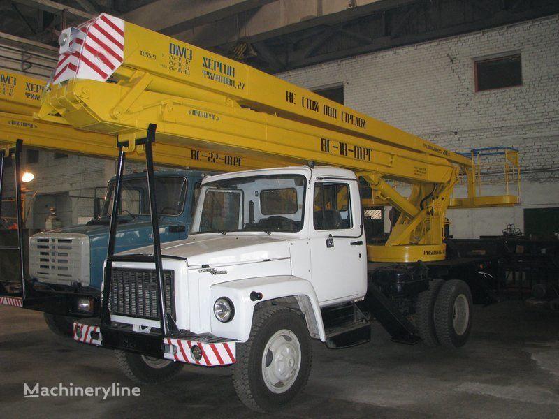 καλαθοφόρο όχημα GAZ VS—18-01 RG