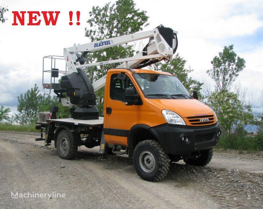 καινούριο καλαθοφόρο όχημα IVECO Daily 4x4 nowy podnośnik koszowy zwyżka 18m
