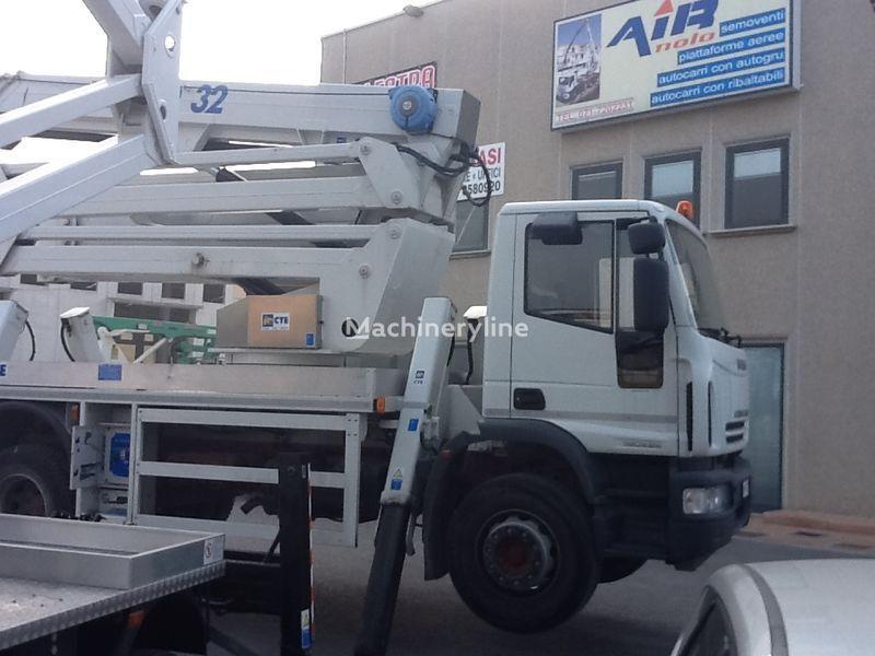 καλαθοφόρο όχημα IVECO eurocargo CTE Zed 32  32mt