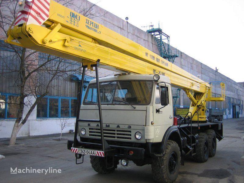 καλαθοφόρο όχημα KAMAZ