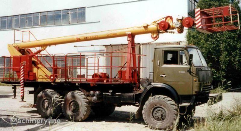 καλαθοφόρο όχημα KAMAZ TV-32