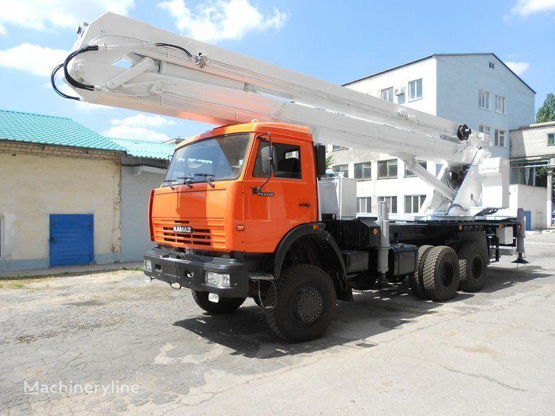 καλαθοφόρο όχημα KAMAZ VS-32