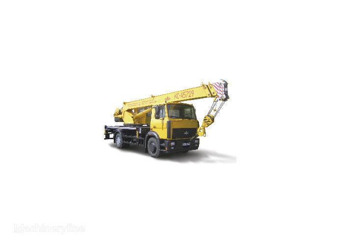 κινητός γερανός MAZ KS-45729-8, 9