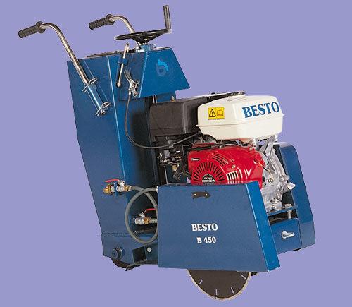 καινούριο κόφτης ασφάλτου Besto B-450
