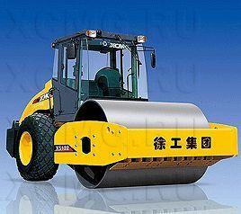 καινούριο οδοστρωτήρας γαιών XCMG XS122